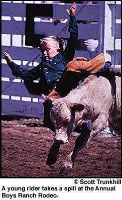 Cal Farley Boys Ranch Rodeo